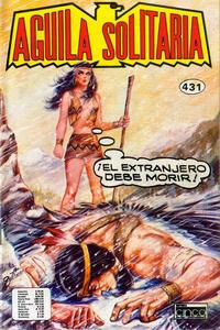 Cover Thumbnail for Aguila Solitaria (Editora Cinco, 1976 ? series) #431