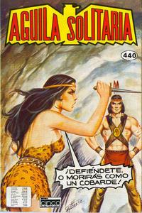 Cover Thumbnail for Aguila Solitaria (Editora Cinco, 1976 ? series) #440