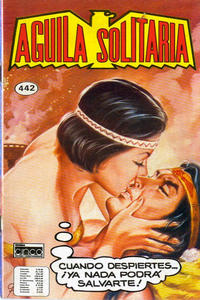 Cover Thumbnail for Aguila Solitaria (Editora Cinco, 1976 ? series) #442