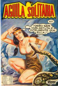 Cover Thumbnail for Aguila Solitaria (Editora Cinco, 1976 ? series) #521