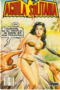 Cover Thumbnail for Aguila Solitaria (Editora Cinco, 1976 ? series) #524