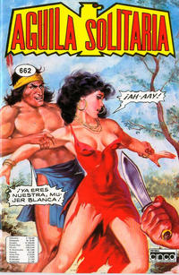 Cover Thumbnail for Aguila Solitaria (Editora Cinco, 1976 ? series) #662