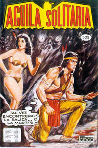 Cover Thumbnail for Aguila Solitaria (Editora Cinco, 1976 ? series) #539