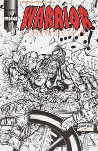 Cover Thumbnail for Warrior (Ultimate Creations, 1996 series) #4