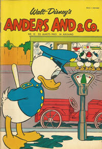 Cover Thumbnail for Anders And & Co. (Egmont, 1949 series) #12/1962