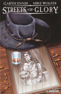 Cover Thumbnail for Garth Ennis' Streets of Glory (Avatar Press, 2007 series) #2 [Regular Cover]
