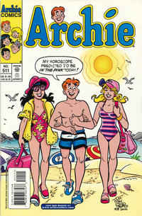 Cover Thumbnail for Archie (Archie, 1959 series) #511