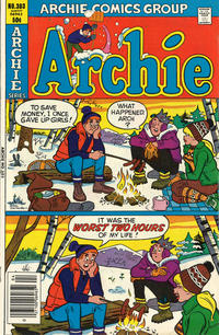 Cover Thumbnail for Archie (Archie, 1959 series) #303