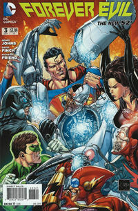"""Cover Thumbnail for Forever Evil (DC, 2013 series) #3 [Ethan Van Sciver """"Crime Syndicate"""" Cover]"""