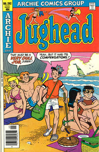 Cover Thumbnail for Jughead (Archie, 1965 series) #292