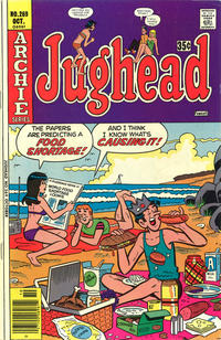 Cover Thumbnail for Jughead (Archie, 1965 series) #269