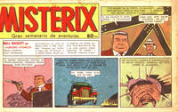 Cover Thumbnail for Misterix (Editorial Abril, 1948 series) #289