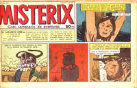 Cover Thumbnail for Misterix (Editorial Abril, 1948 series) #290