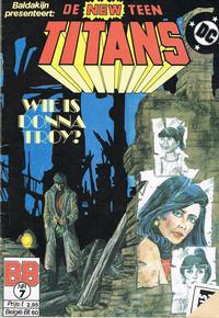 Cover Thumbnail for De New Teen Titans (JuniorPress, 1985 series) #7