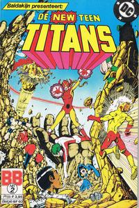 Cover Thumbnail for De New Teen Titans (JuniorPress, 1985 series) #2