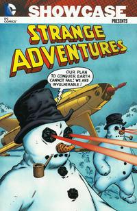 Cover Thumbnail for Showcase Presents Strange Adventures (DC, 2008 series) #2