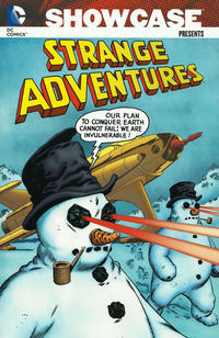 Cover Thumbnail for Showcase Presents: Strange Adventures (DC, 2008 series) #2
