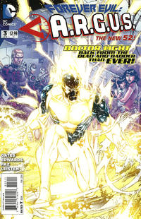 Cover Thumbnail for Forever Evil: A.R.G.U.S. (DC, 2013 series) #3