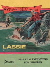 Cover for March of Comics (Western, 1946 series) #411