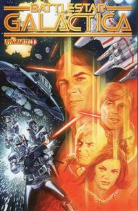 Cover Thumbnail for (Classic) Battlestar Galactica (Dynamite Entertainment, 2013 series) #1