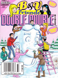 Cover Thumbnail for B&V Friends Double Digest Magazine (Archie, 2011 series) #237 [Newsstand]