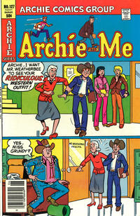 Cover Thumbnail for Archie and Me (Archie, 1964 series) #127