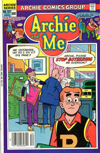 Cover Thumbnail for Archie and Me (Archie, 1964 series) #137