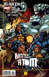 Cover Thumbnail for All-New X-Men (Marvel, 2013 series) #16 [Stuart Immonen Variant]