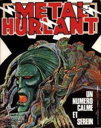 Cover Thumbnail for Métal Hurlant (Les Humanoïdes Associés, 1975 series) #27