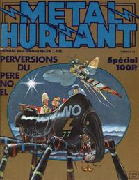 Cover Thumbnail for Métal Hurlant (Les Humanoïdes Associés, 1975 series) #24