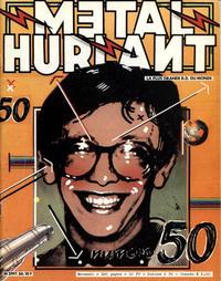 Cover Thumbnail for Métal Hurlant (Les Humanoïdes Associés, 1975 series) #50
