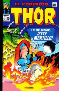 Cover Thumbnail for Marvel Gold. El Poderoso Thor: En Mis Manos, Este Martillo (Panini España, 2013 series)
