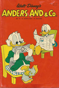 Cover Thumbnail for Anders And & Co. (Egmont, 1949 series) #10/1964