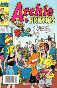 Cover Thumbnail for Archie & Friends (Archie, 1992 series) #44