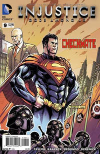 Cover Thumbnail for Injustice: Gods Among Us (DC, 2013 series) #9
