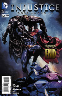 Cover Thumbnail for Injustice: Gods Among Us (DC, 2013 series) #12 [Direct Sales]