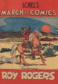 Cover Thumbnail for Boys' and Girls' March of Comics (Western, 1946 series) #35 [Lobel's variant]