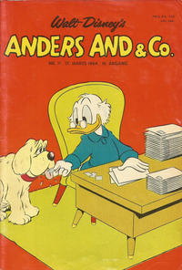 Cover Thumbnail for Anders And & Co. (Egmont, 1949 series) #11/1964