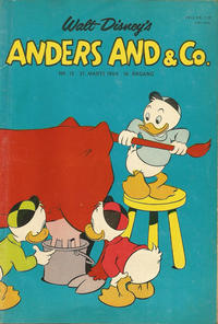 Cover Thumbnail for Anders And & Co. (Egmont, 1949 series) #13/1964