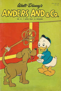 Cover Thumbnail for Anders And & Co. (Egmont, 1949 series) #14/1964