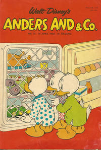 Cover Thumbnail for Anders And & Co. (Egmont, 1949 series) #15/1964