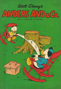 Cover Thumbnail for Anders And & Co. (Egmont, 1949 series) #19/1964