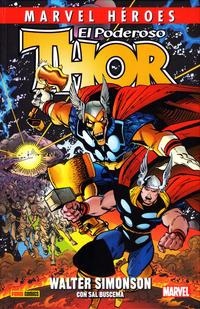Cover Thumbnail for Marvel Héroes (Panini España, 2012 series) #48 - El Poderoso Thor de Walter Simonson, Volumen 1
