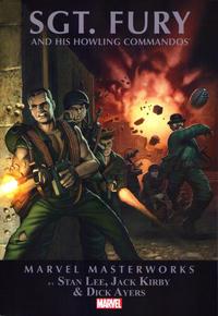 Cover Thumbnail for Marvel Masterworks: Sgt. Fury (Marvel, 2013 series) #1
