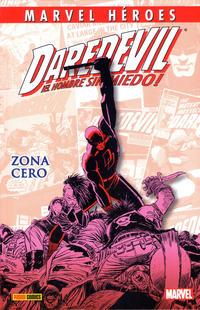 Cover Thumbnail for Marvel Héroes (Panini España, 2012 series) #50 - Daredevil: Zona Cero