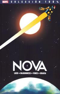 Cover Thumbnail for 100% Marvel. Nova (Panini España, 2013 series) #1