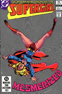 Cover Thumbnail for The Daring New Adventures of Supergirl (DC, 1982 series) #5 [Direct-Sales]