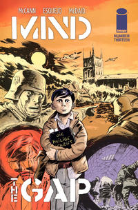 Cover Thumbnail for Mind the Gap (Image, 2012 series) #13 [Variant Cover by Dan McDaid]