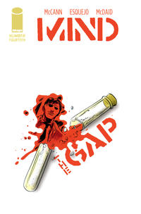 Cover Thumbnail for Mind the Gap (Image, 2012 series) #14 [Variant Cover by Dan McDaid]