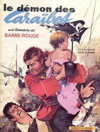 Cover Thumbnail for Barbe-Rouge (Dargaud, 1961 series) #1 - Le démon des Caraïbes  [1968-01]